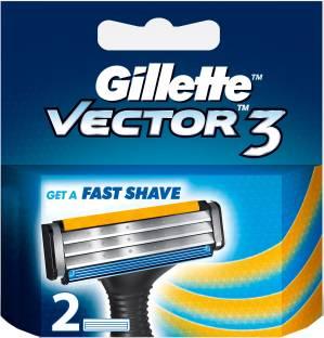 Gillette Vector 3 Pack of 2
