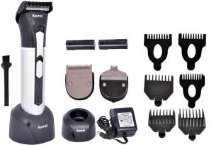 Kemei KM-3007 Corded & Cordless Trimmer