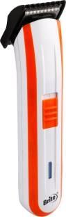 Brite BHT-590 Hair Trimmer  Orange & White
