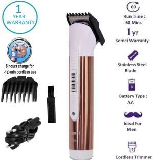 Kemei KM Brown Professional Hair Trimmer