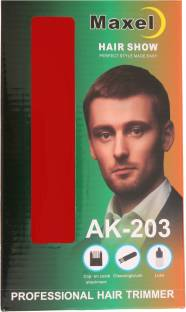 Maxel Ak-203 Trimmer