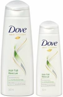 Dove Hair Fall Rescue Shampoo (340ml)