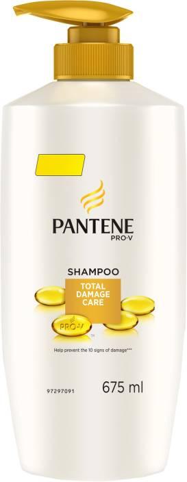 Pantene Total Damage Care Shampoo 675ml