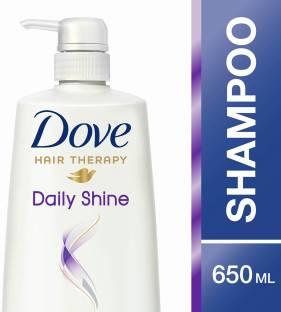 Dove Daily Shine Therapy Shampoo 650ml