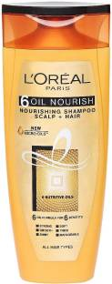 Loreal Paris 6 Oil Nourish Shampoo Scalp and Hair 175ml