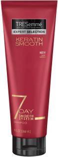 Tresemme 7 Day Keratin Smooth Shampoo 266ml