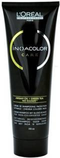 Loreal Inoa Color Care Argan Oil Green Tea Shampoo 200ml