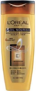 Loreal Paris 6 Oil Nourish Shampoo 360ml