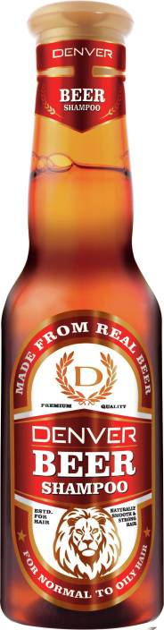 Denver Beer Shampoo 200ml