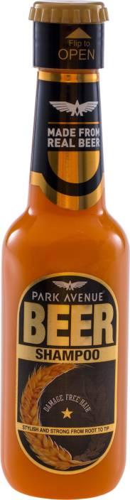 Park Avenue Damage free hair Beer Shampoo 350ml