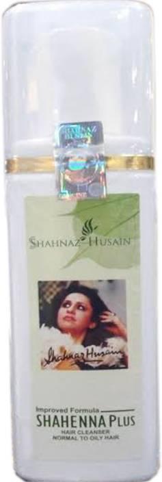 Shahnaz Husain Shahenna Plus  Normally To Oily Hair Cleanser (200ml)
