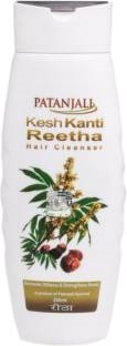 Patanjali Kesh Kanti Reetha Shampoo 200ml
