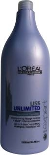 Loreal Professionnel Liss Unlimited Keratinoil Complex Shampoo 1500ml