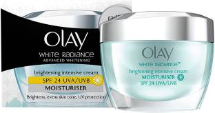 Olay White Radiance Advanced Fairness Protective Skin Moisturizer SPF 24 Uva/Uvb 50gm