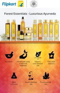 Forest Essentials Neem, Basil & Honey Luxury Sugar Soap, 125 GM