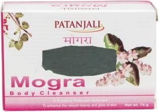 Patanjali Mogra Body Cleanser Soap 75 GM