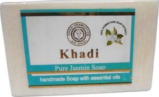 Khadi Pure Jasmine Soap  125 GM