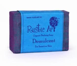 Rustic Art Organic Demulcent Soap, 100 GM