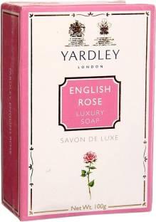 Yardley London English Rose Luxury Soap(100 g)