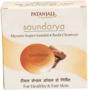 Patanjali Mysore Super Sandal Body Cleanser75 g