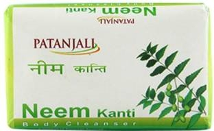 Patanjali Neem Kanti Body Cleanser Soap75 GM