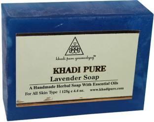 Khadi Pure Lavender Soap 125 GM
