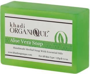 Khadi Organique Aloevera Soap 125 GM