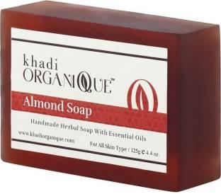 Khadi Organique Almond Soap, 125 GM
