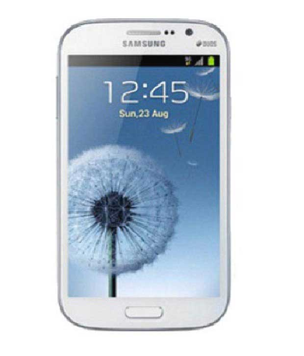 Samsung Galaxy Grand Duos GT-I9082 8GB Black Mobile