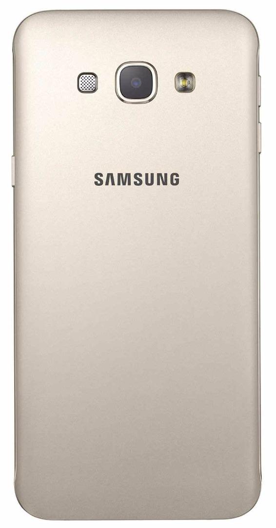 Samsung Galaxy A8 SM-A8QQIZDEINS 4G 32GB Gold Mobile