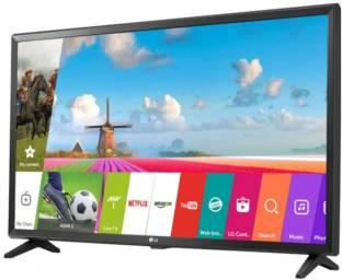 LG 32LJ616D LED TV - 32 Inch, Smart HD Ready (LG 32LJ616D)