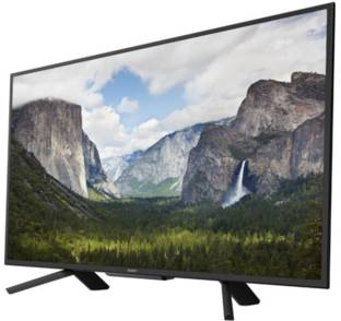 Sony KLV-50W662F Smart LED TV - 50 Inch, Full HD (Sony KLV-50W662F)
