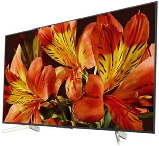 Sony Bravia KD-55X8500F Smart LED TV - 55 Inch, 4K Ultra HD (Sony Bravia KD-55X8500F)
