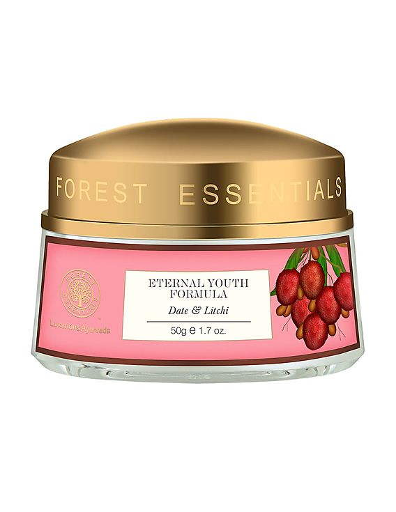 Forest Essentials Date And Litchi Eternal Youth Formula, 50 GM