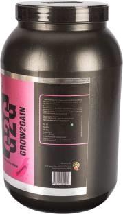 Magnus Nutrition Grow2Gain (1Kg, Strawberry)