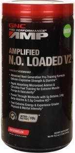 GNC No Loaded Powder (517gm, Watermelon)