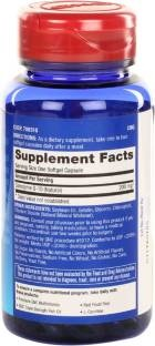 GNC CoQ-10 200mg Supplement (30 Softgels)