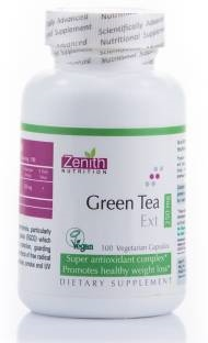 Zenith Nutrition Green Tea Extract 250mg (100 Capsules)