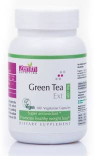 Zenith Nutrition Green Tea Extract 400mg (100 Capsules)