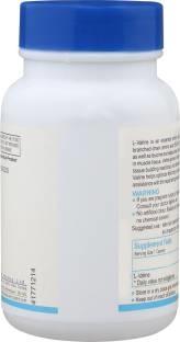 Healthvit L-Valine 450 mg (60 Capsules)