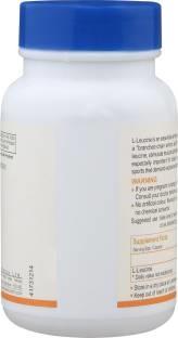 Healthvit L-Leucine 500 mg (60 Capsules)