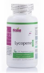 Zenith Nutrition Lycopene 10000 Supplements (120 Capsules)