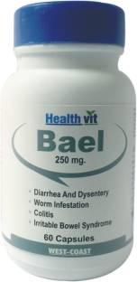 Healthvit Bael 250mg (60 Capsules)