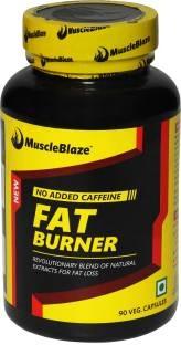 MuscleBlaze Fat Burner (90 Capsules)