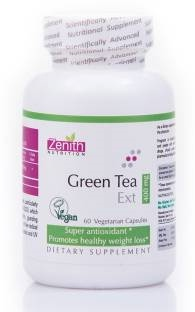 Zenith Nutrition Green Tea Extract 400 mg Supplements (60 Capsules)