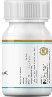 Inlife Fish Oil Omega 3 With Epa Dha Essential Fatty Acid Health Supplement 500 mg (60 Capsules)