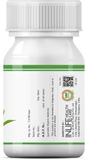 Inlife Green Tea Extract Supplement (60 Capsules)