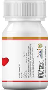 Inlife Krill Oil Omega 3 With Epa Dha 500 mg (30 Capsules)