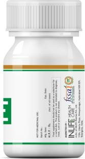 Inlife Vitamin E 400 Iu Wheat Germ Oil (60 Capsules)