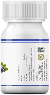 Inlife Grape Seed Extract Supplement (60 Capsules)